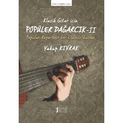 Klasik Gitar için Popüler Dağarcık-II