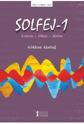 Solfej - 1: Kanon-Dikte-Ritim