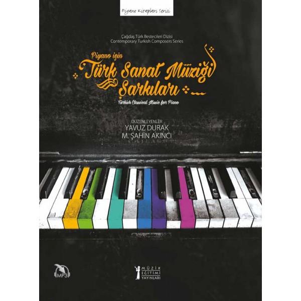 Piyano için Türk Sanat Müziği Şarkıları