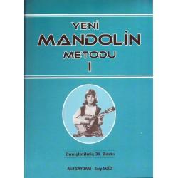 Yeni Mandolin Metodu - 1